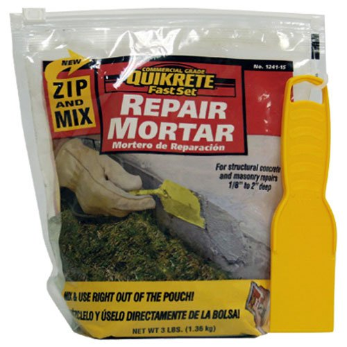 FastSet Repair Mortar Mix