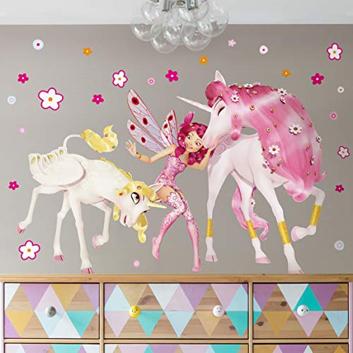 PPS. Imaging Adhesivo Mural MIA and Me - MIA Onchao y Lyria ...