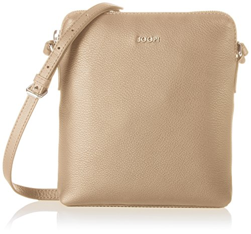 Joop! Nature Grain Daphne Shoulderbag Svz, Borsa a spalla Donna Marrone (Cappuccino)