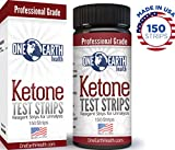 Ketone Strips (USA Made, 150 Count): Accurate