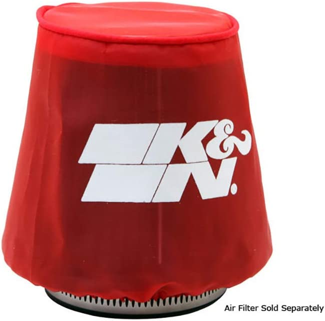 K/&N Filters 22-2042PR Car and Motorcycle Air Filter Wrap