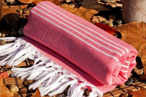 Cranberry Quality Cotton Backback Swimming