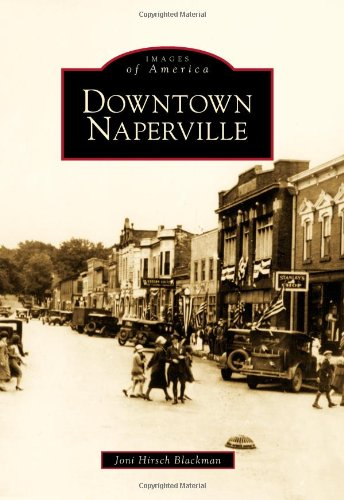 Downtown Naperville (Images of - Downtown Shopping Chicago Stores