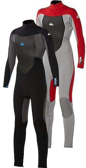 Quiksilver Syncro 4/3mm Fullsuit Back Zip - Traje de surf ...