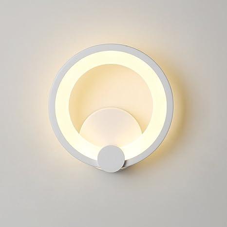 Amazon.com: Nclon - Lámpara de pared con luz de tres colores ...