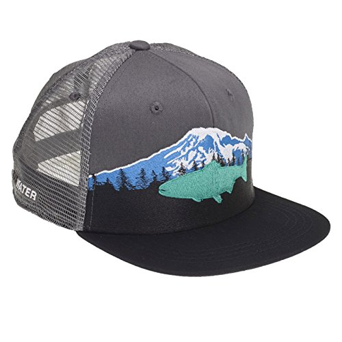 RepYourWater Washington - Mount Rainier Mesh Back Hat