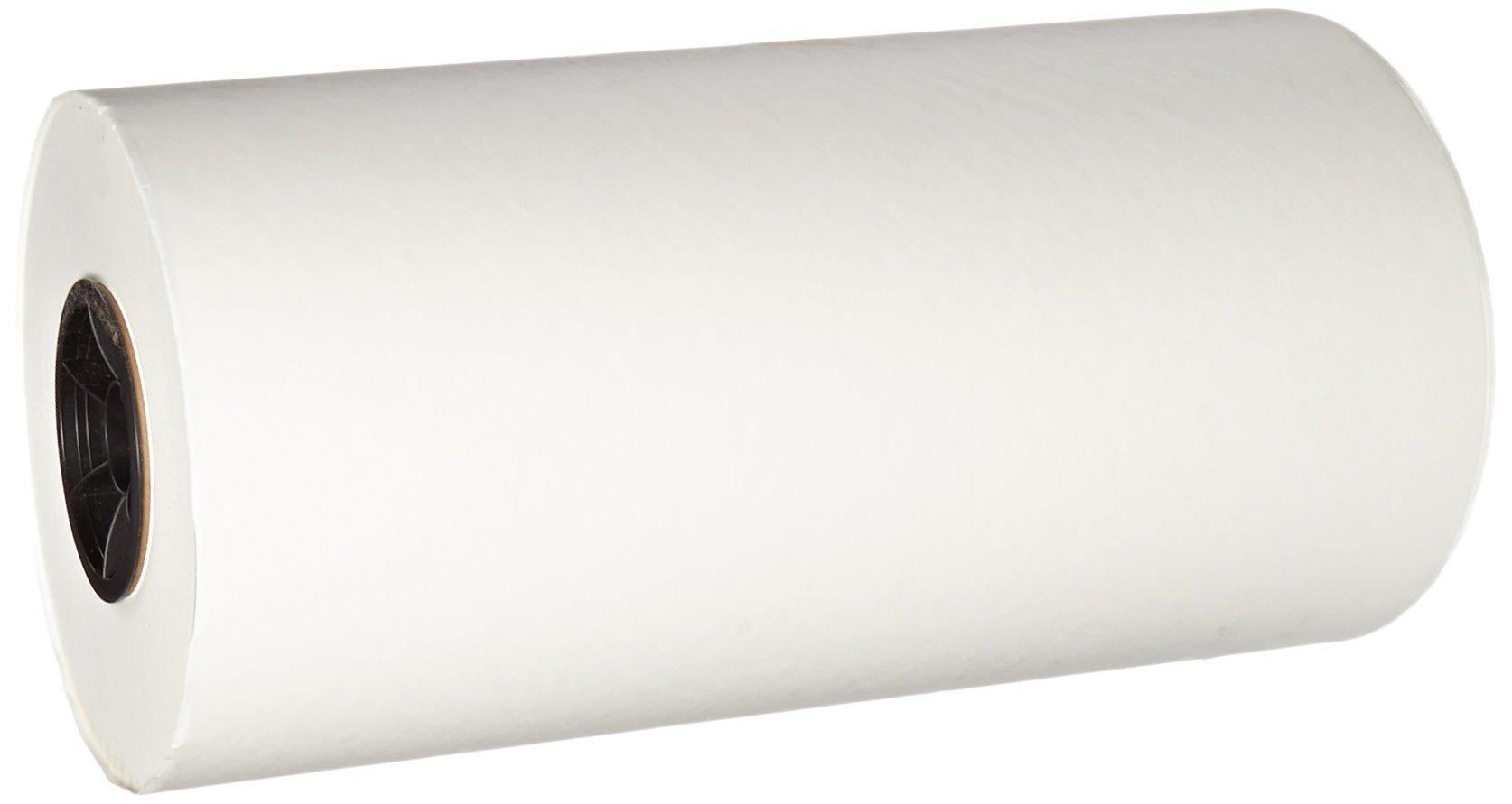 Bagcraft Papercon 145015 FL15 Paper/Poly Regular Weight Freezloc Freezer Paper Roll, 1100' Length x 15'' Width, White by Bagcraft Papercon