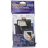 Penn-Plax Cascade 150/200 GPH Filter Cartridges, 3-Pack
