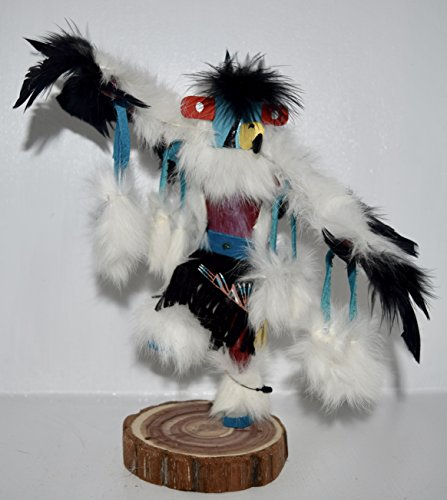 9 INCH Eagle Dancer Kachina (Dancer Kachina)