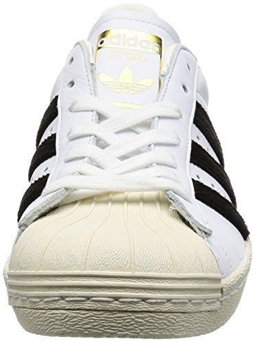 black metallic core 80s Superstar 3 gold Adidas white 1 footwear Schuhe 41 XwBFZ8qY