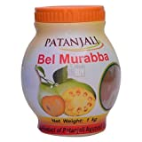 Patanjali Aegle Marmelos (Indian Bael) Jelly, 1 Kg (Murabba)