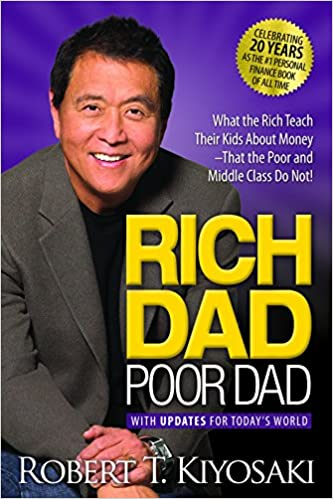 Rich Dad Poor Dad: What The Rich Teach Their Kids About Money That the Poor and Middle Class Do Not! - Malaysia Online Bookstore