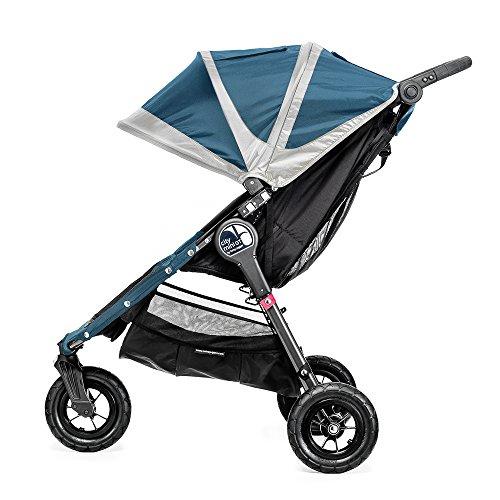 Baby Jogger 2014 City Mini Gt Single Stroller Teal Gray