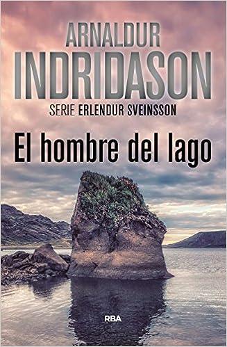 Book El hombre del lago