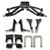 "Madjax 6"" 2004-14 A-Arm Lift Complete Kit for Club Car Precedent Gas or Electric Golf Carts"