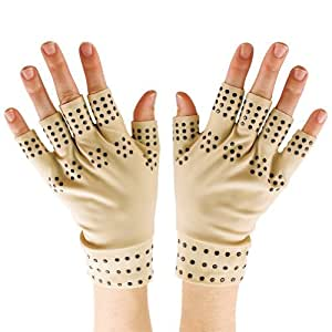 MAGNETIC ANTI-ARTHRITIS THERAPY GLOVES (1 Pair)-Men