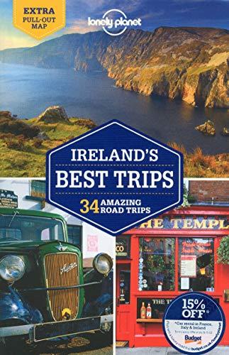 Ireland's Best Trips 1ed - Anglais