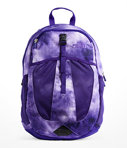 The North Face Youth Recon Squash - Dahlia Purple Colored Print & Deep Blue - OS (Face Purple)