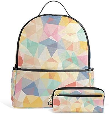 U LIFE diseño moderno geométrica Patchwork bloques Diamond ...