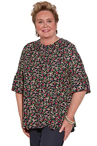 Ovidis Knit Top for Women - Navy   Cristy   Adaptive Clothing - XL