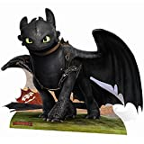 How To Train Your Dragon Life Size Cutout of Toothless the Dragon by How to Train Your Dragon