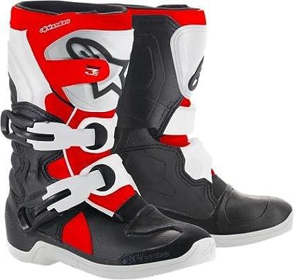 31a5450b435e27 Amazon.com  Alpinestars 2014518-1231-10 Tech 3S Kids Boots