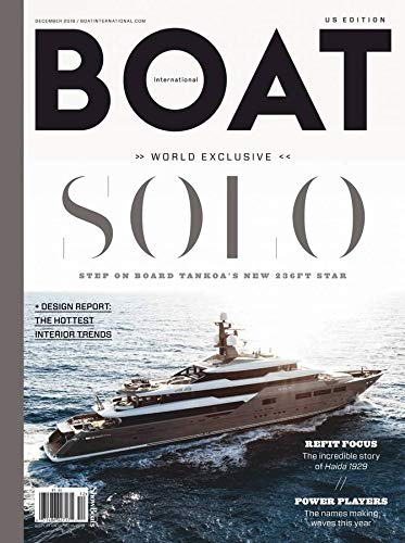 : Boat International US Edition