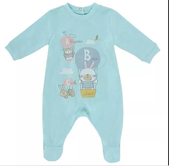 Chicco - Pelele para Dormir - para bebé niña Verde 6 Mes: Amazon.es: Ropa y accesorios