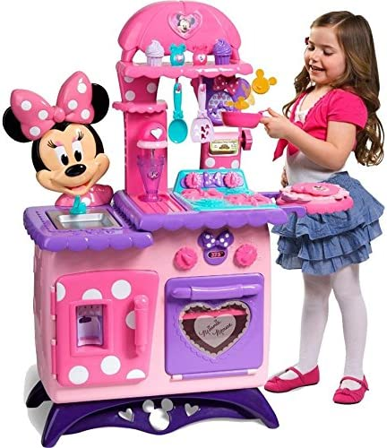 Disney Minnie Mouse Flipping Cocina divertida: Amazon.es: Bebé