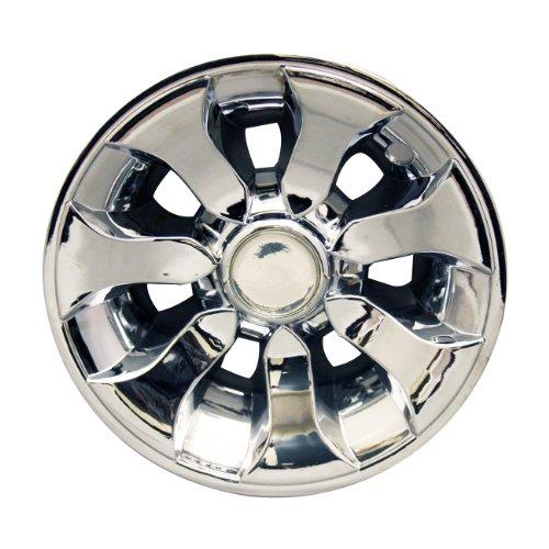 Pro-Fit PF11075 Driver Chrome Wheel Cover, 8-Inch -