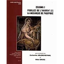 Zeugma I. Fouilles de L'Habitat (1): La Mosaique de Pasiphae