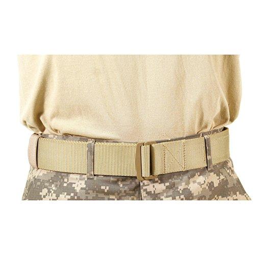 BLACKHAWK! Universal BDU Belt (fits up to 52-Inch) - Desert Sand Brown