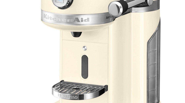 KitchenAid Artisan Nespresso Independiente Semi-automática ...