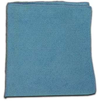 Green MFK-G ODell 16 x 16 Knitted Microfiber General Purpose Cloth