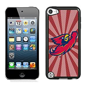 Fashionable And Unique Designed With NCAA Big 12 Conference Big12 Football Iowa State Cyclones 6 Protective Cell Phone Hardshell Cover Case For iPod 5 Phone Case Black