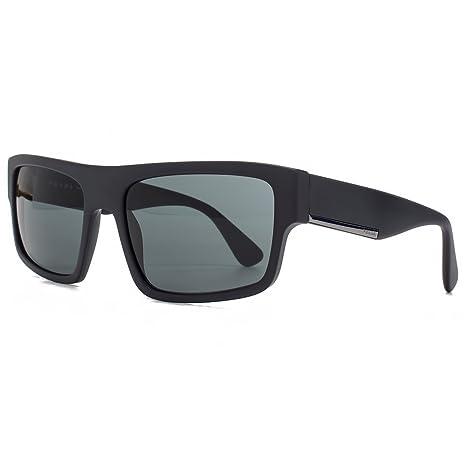 97d091eb3a Prada Conceptual Square Sunglasses in Matte Black PR 04RS 1BO1A1 58   Amazon.ca  Luggage   Bags