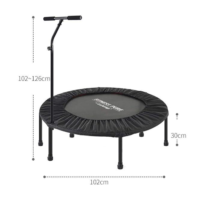 LPYMX - Cama elástica para Interiores con asa (200 kg): Amazon.es ...
