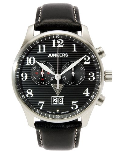 Junkers 6686-2 Chronograph Big date Iron Annie JU52