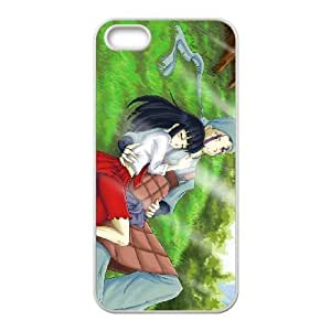 Inuyasha iPhone 4 4s Cell Phone Case White Rxhso