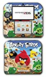 Angry Birds Red Chuck Bomb Pig Video Game Vinyl Decal Skin Sticker Cover for Nintendo 2DS System Console