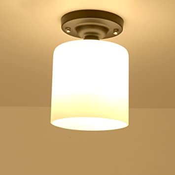 MOREY Pasillo americano Lámpara de corredor Lámpara de ...