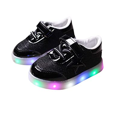 Mother & Kids Girls Special Section Glowing Sneakers Kids Led Shoes Luminous Sneakers Breathable Children Shoes For Baby Girls Boys Luminous Shoes With Light