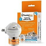 ThunderEase Cat Calming Pheromone Diffuser Kit - Reduce...
