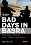 Book cover for Bad Days in Basra