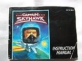 Captain Skyhawk NES Instruction Book - NO GAME - Nintendo Manual only