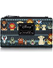 Loungefly x Disney Lion King Tribal AOP Wallet