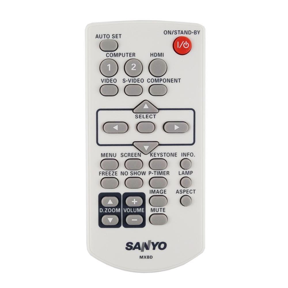 Auténtica Sanyo PLC-WL2500 A/plcwl2500 a Proyector mando a ...