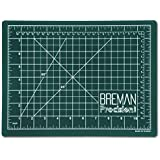Self Healing Cutting Mat – Professional Double Sided Flexible Fabric Rotary Mat Ideal for All Arts & Crafts Including Sewing Quilting– A4(12X9) Inches