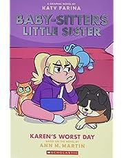 Baby-Sitters Little Sister Graphic Novel # 3: Karen's Worst Day