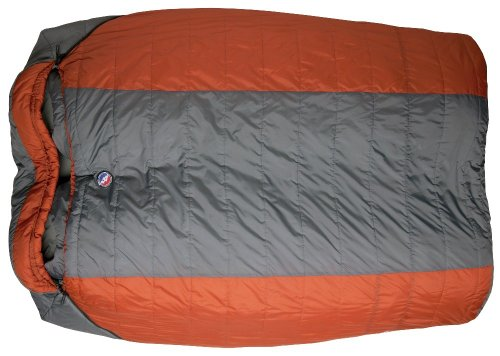 Big Agnes Dream Island 15-Degree Quallofil Sleeping Bag, Outdoor Stuffs